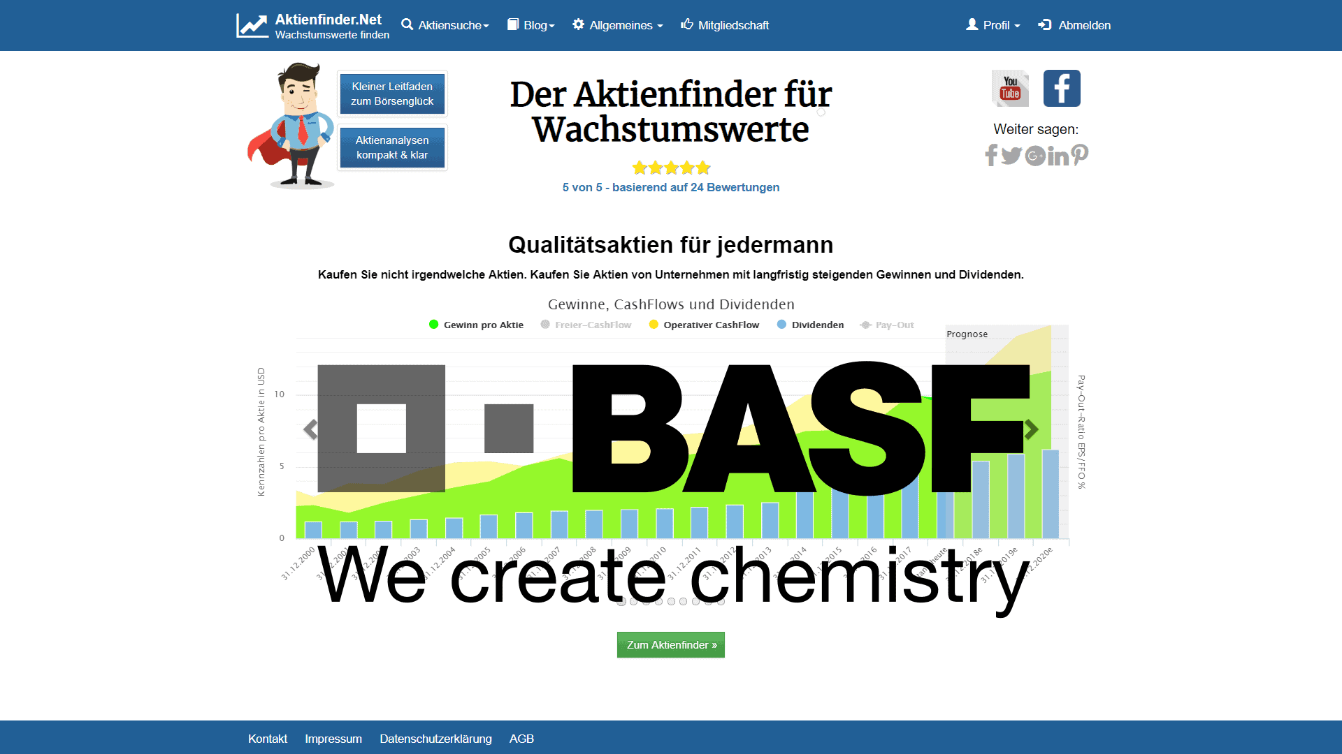 Zum Video: BASF Aktie – Kurs im Keller. Jetzt zuschlagen?