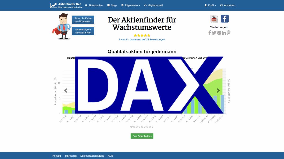 Was taugen DAX Aktien