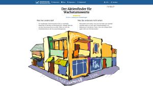 Aktienfinder - Hohe Dividenden mit REITs