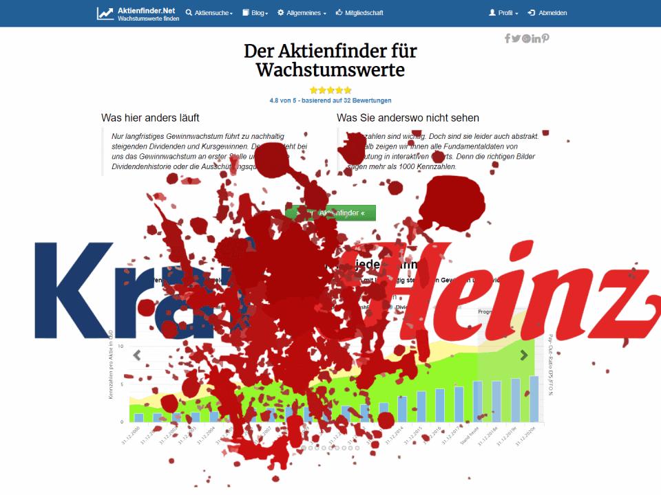 Kraft Heinz Aktie Analysye