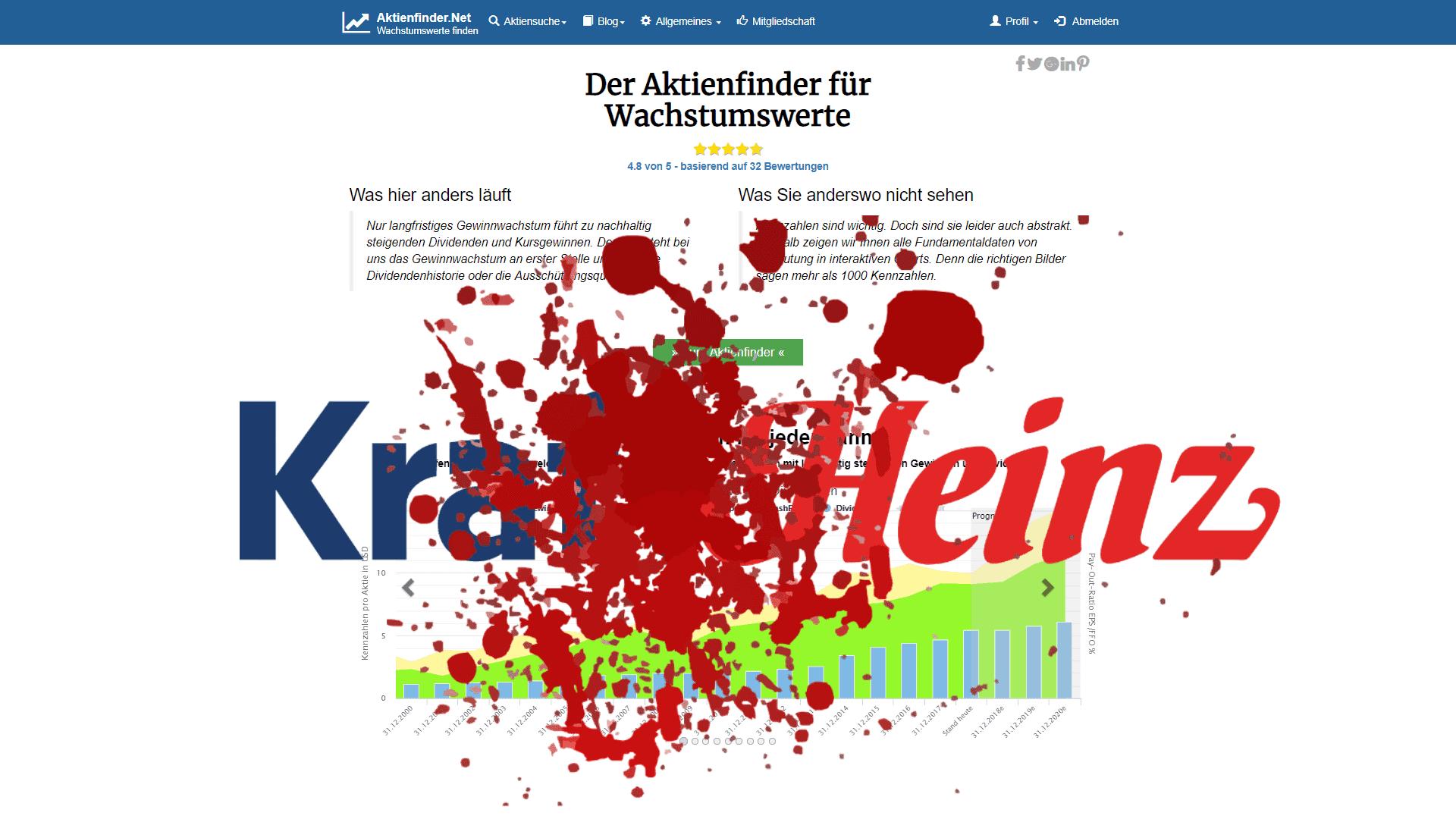 Kraft Heinz Aktie – Lasset alle Hoffnung fahren?