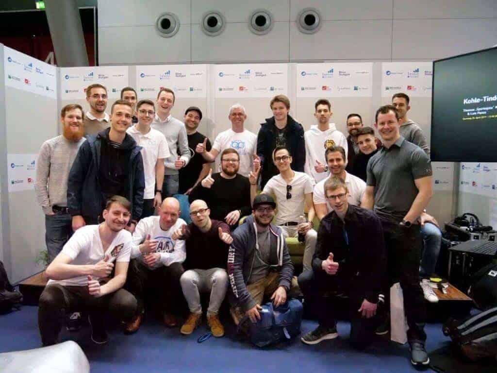 Invest Stuttgart 2019 - Finanzblogger
