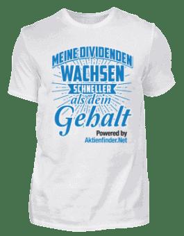 Aktienfinder T-Shirts