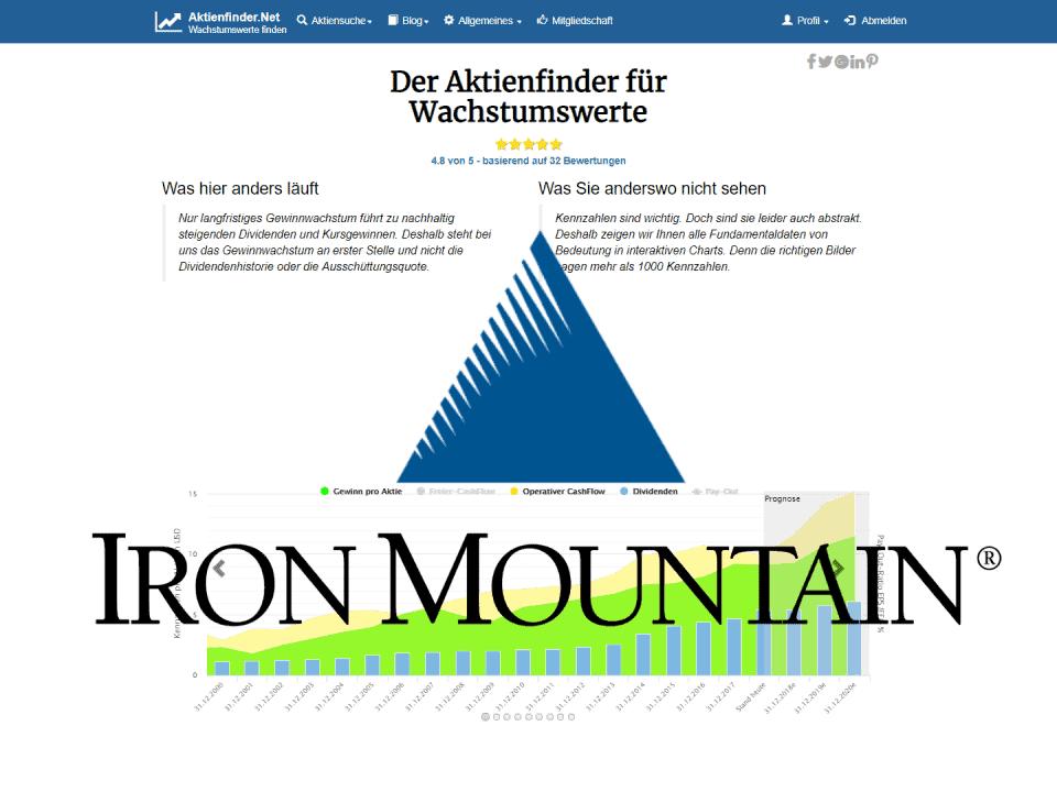 Iron Mountain REIT