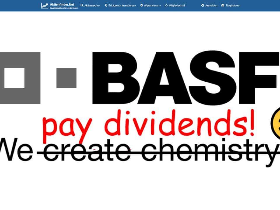 BASF Aktie. Sind 4,6 Prozent Dividende ein kluger Kauf?