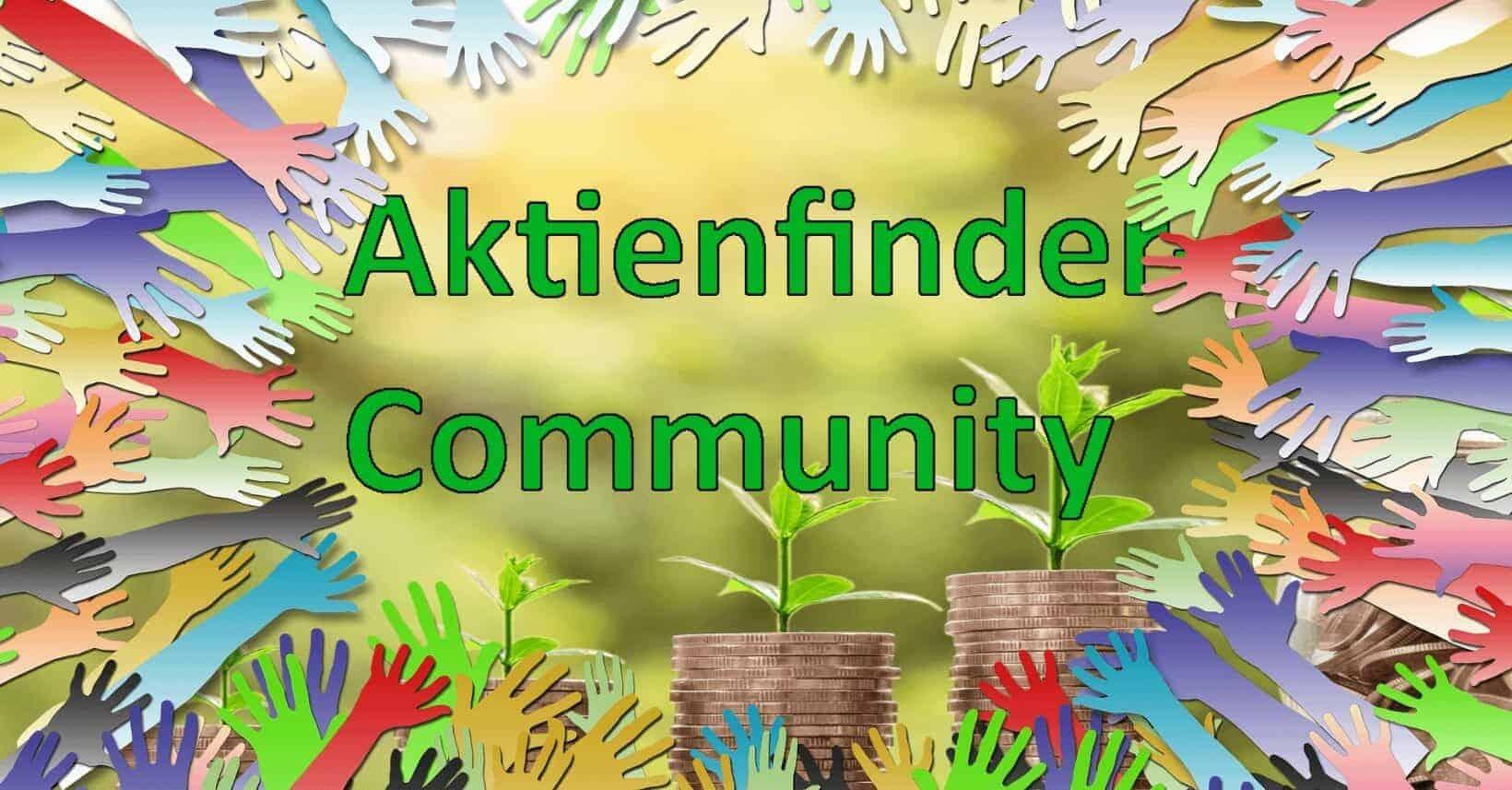 Die Aktienfinder-Community auf Facebook