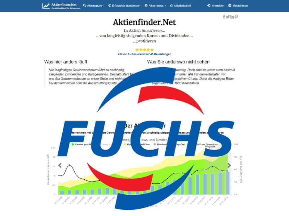 Fuchs Petrolub Aktienanalyse
