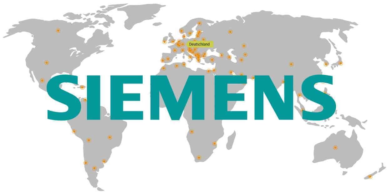 Marktkapitalisierung Siemens