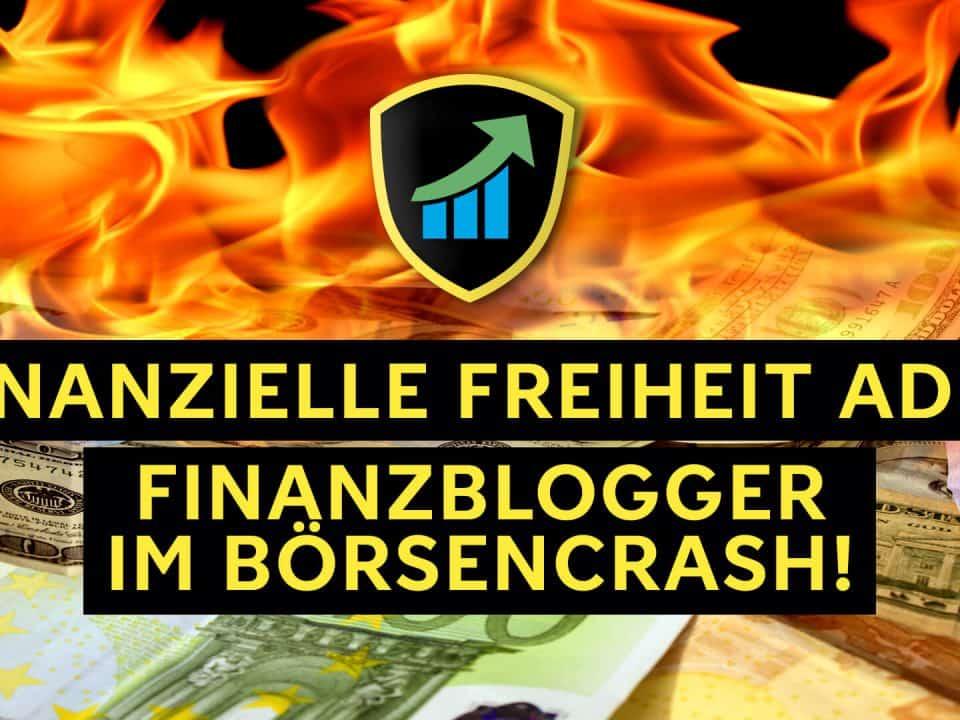 Finanzielle Freiheit ade