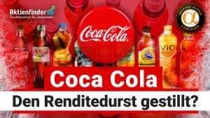 Coca-Cola Aktienanalyse