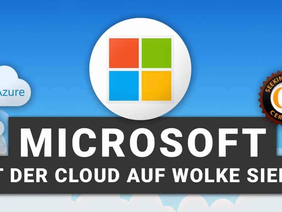Microsoft Aktie - Aktienanalyse
