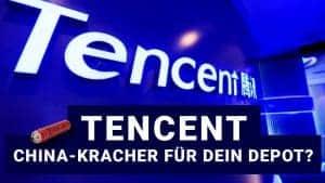 Tencent Aktienanalyse