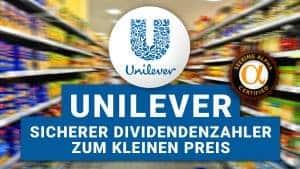 Unilever Aktie - Aktienanalyse