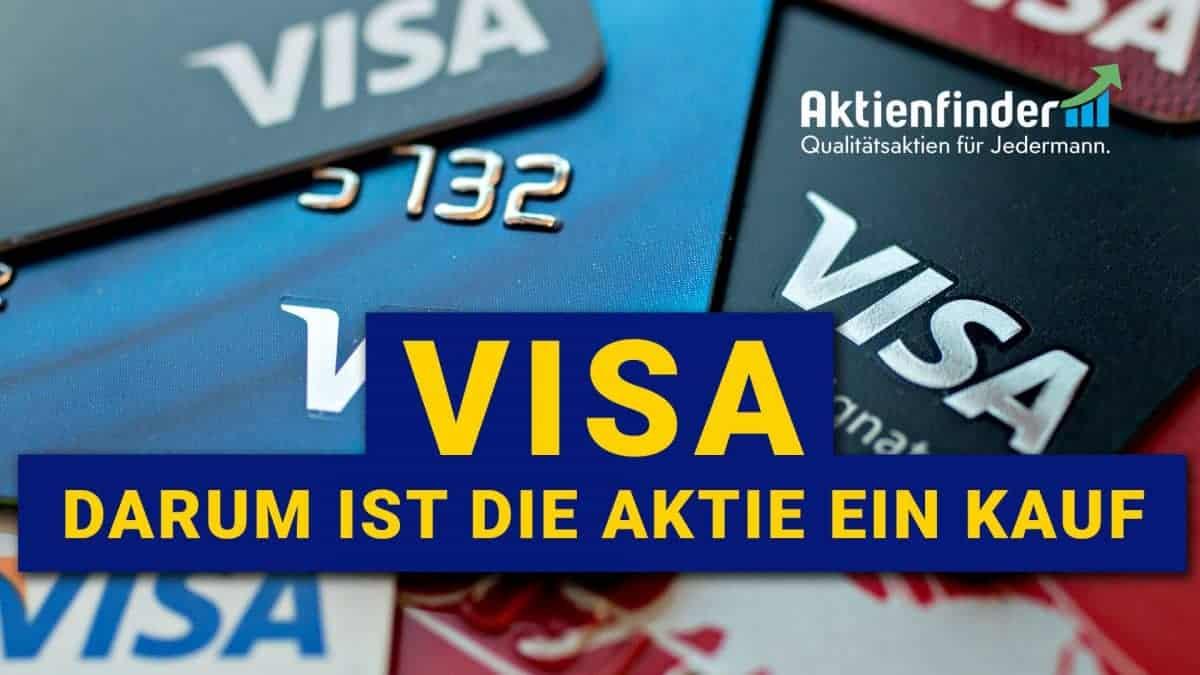 Visa - Darum ist die Aktie ein Kauf