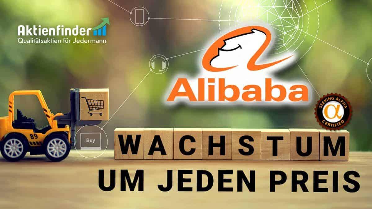 Alibaba-Aktie - Wachstum um jeden Preis_blog