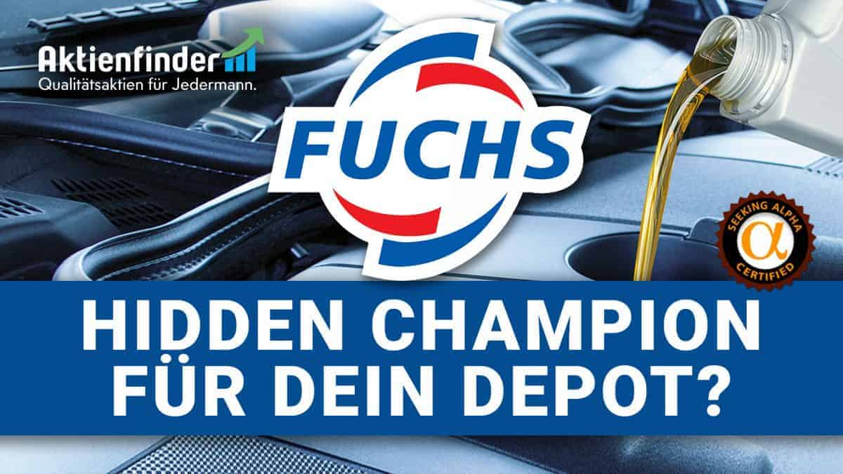Fuchs Petrolub Aktienanalyse YT
