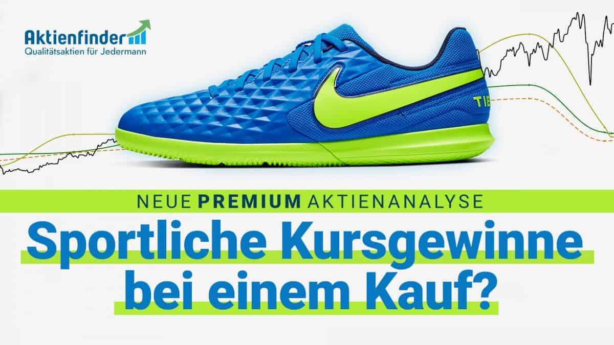 Nike Aktie - Sportliche Kursgewinne bei einem Kauf_blog