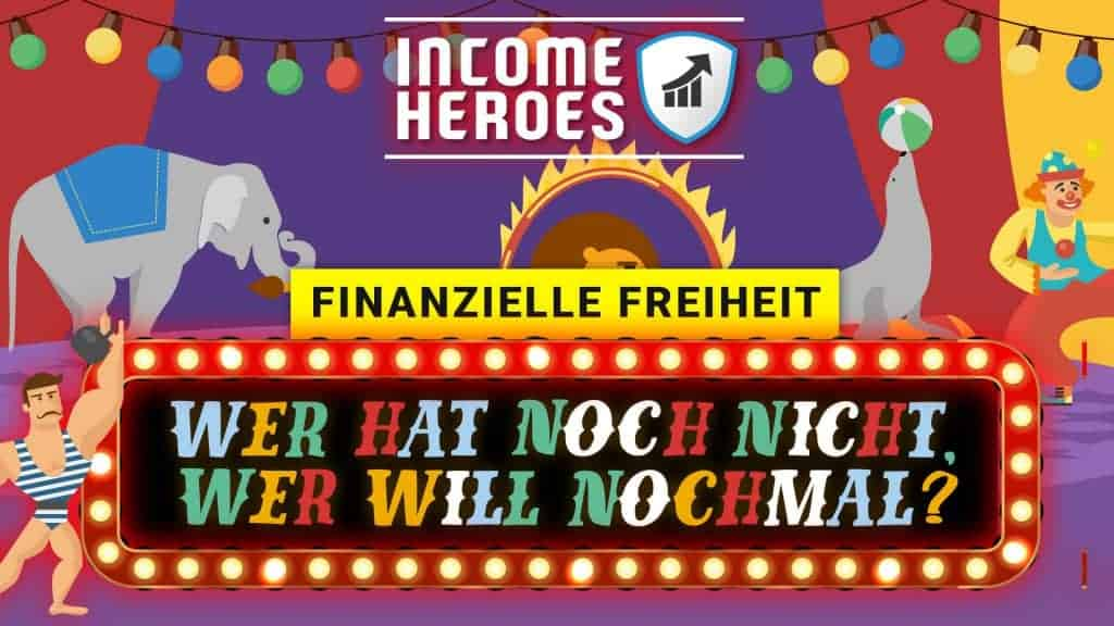 Helden der Finanziellen Freiheit