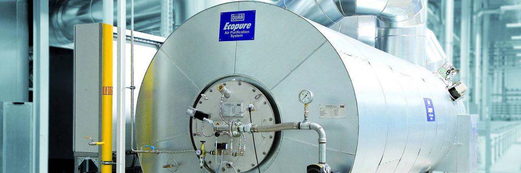 Dürr - Clean Technology Systems