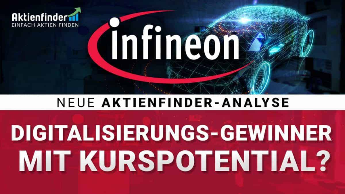 Infineon Aktie - Digitalisierungs-Gewinner mit Kurspotential