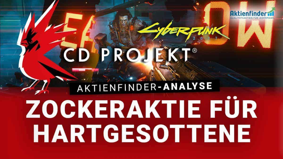 CD Projekt Aktie - Zockeraktie für Hartgesottene