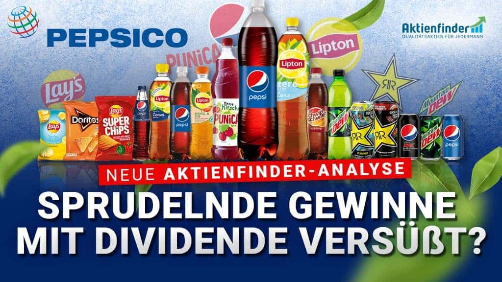 Pepsi Cola Aktie