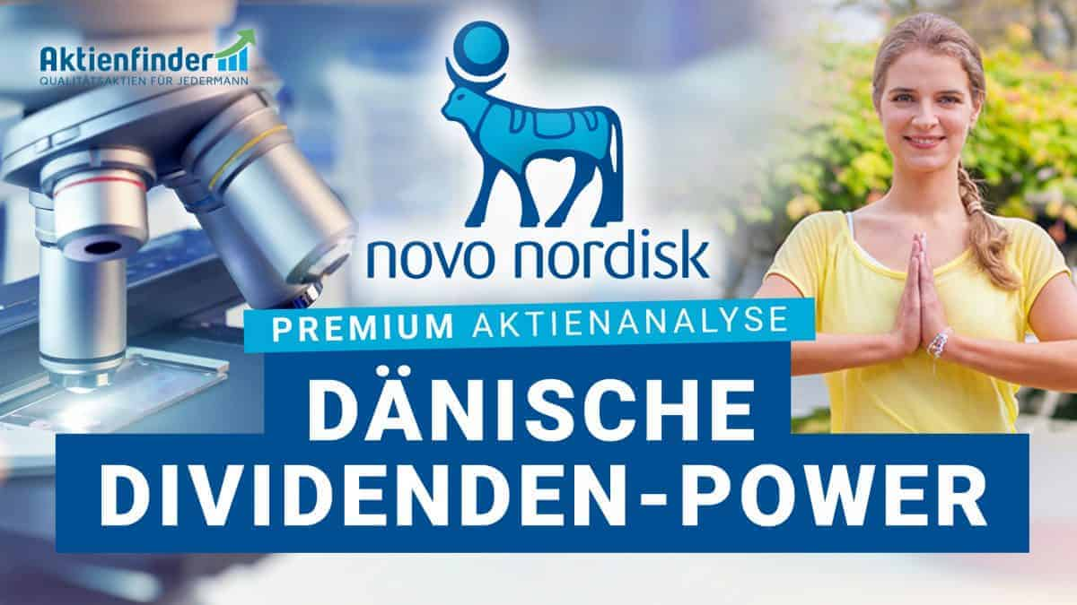 Novo Nordisk Aktienanalyse - Dänische Dividendenpower