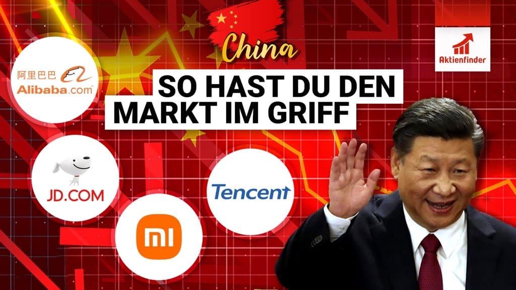 China Aktien - So hast du den Markt im Griff