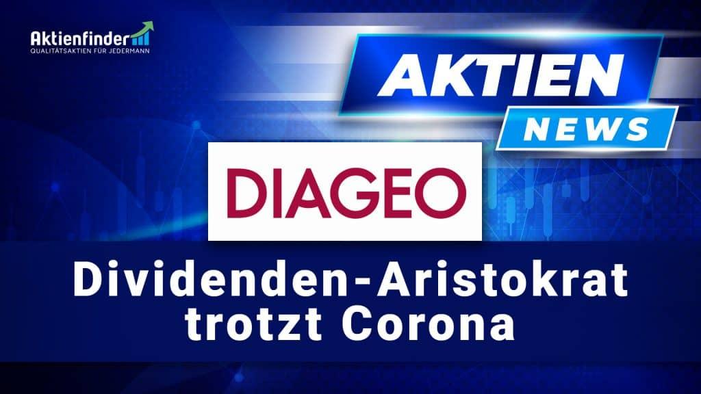 Diageo Aktien News