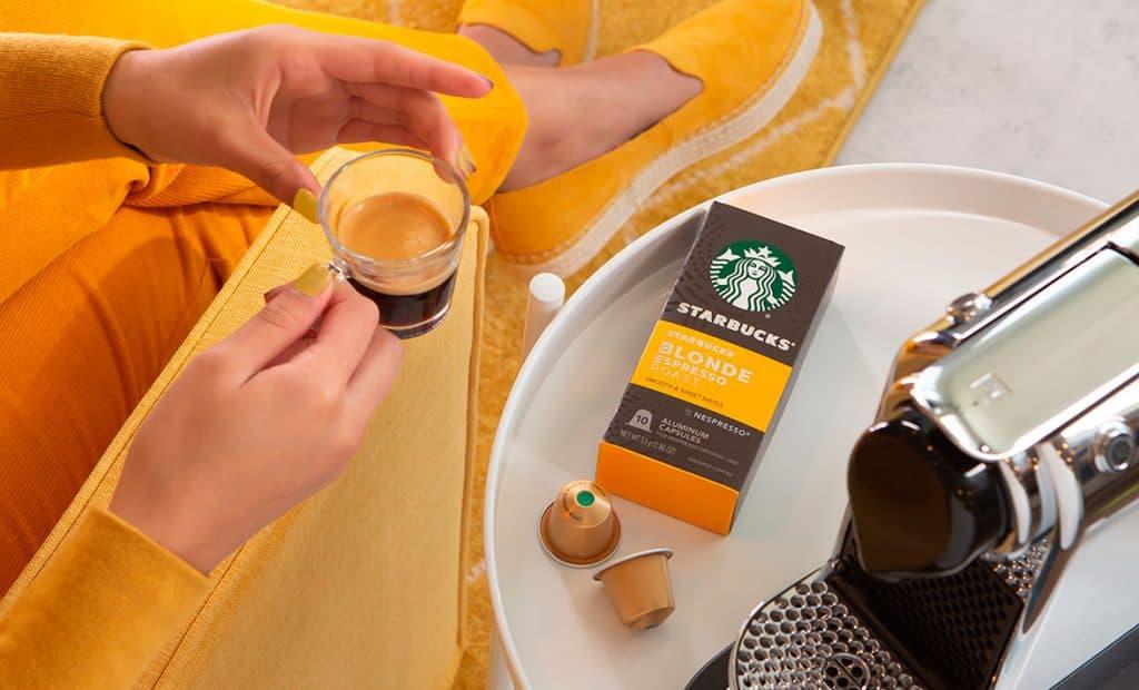 Starbucks by Nespresso gehört in das Segment Channel Development