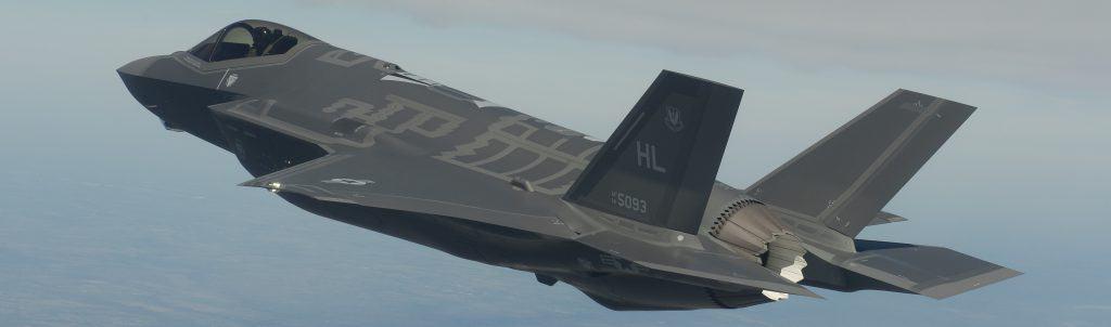 F-35A Lightning II von Lockheed Martin