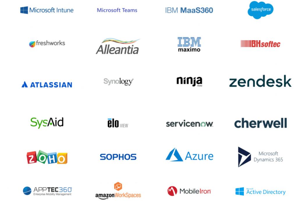 Die Liste der Integrationspartner von Teamviewer wächst