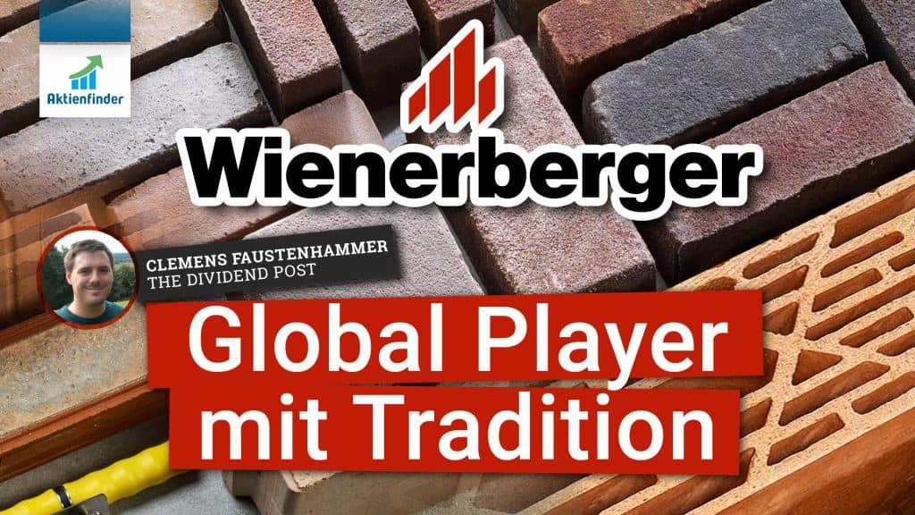 Wienerberger Aktie - Global Player mit Tradition