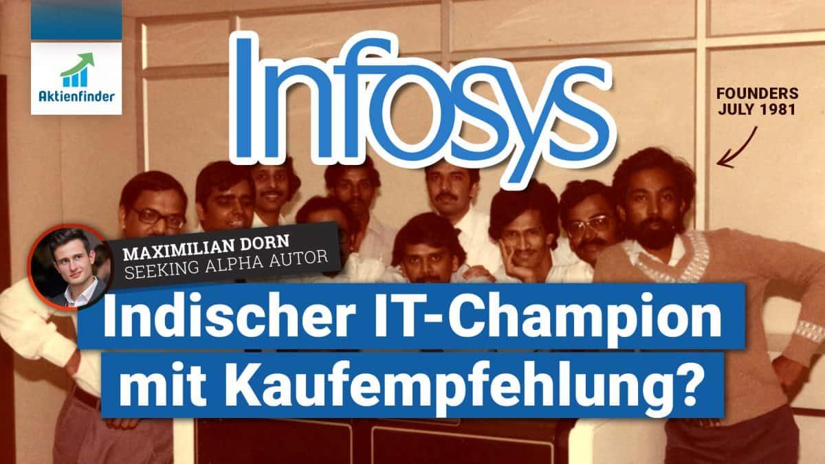 Infosys - Indischer IT-Champion